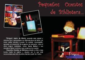 PEQUEÑOS CUENTOS DE BIBLIOTECA